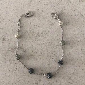 Swarovski ombre bracelet